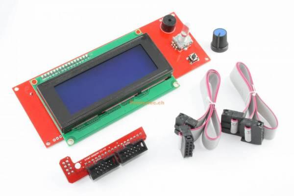 LCD Smart Controller Reprap Ramps 1.4
