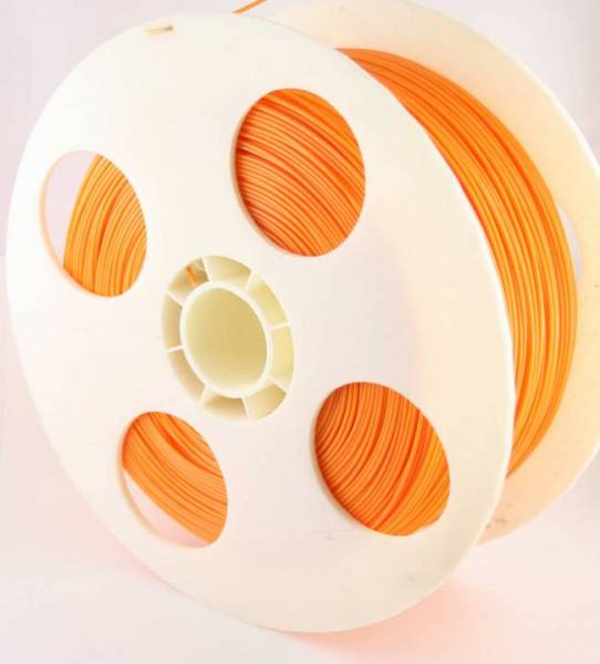 Printertec Filament Orange ABS 2.Kg Rolle 3D-Drucker