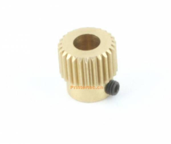 Extrusion Head Zahnrad Innen 5mm 26 Zähne