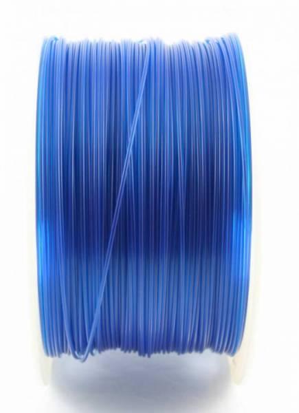 Printertec Filament Transparent blau ABS1.75mm 1.Kg Rolle 3D-Drucker