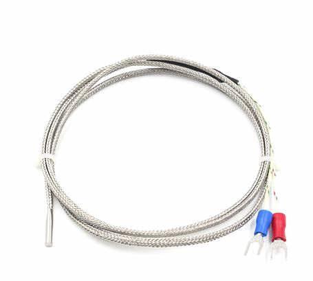 K 1 Hochtemperatursensor 0-600 Grad Thermoelement für Industrielle Temperaturregler 3 x15mm