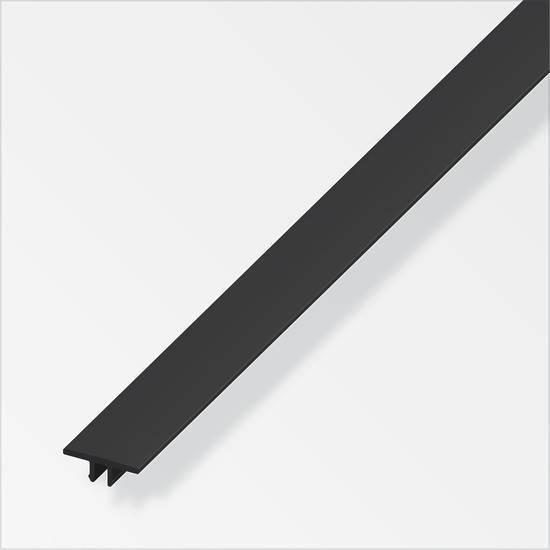 coaxis®-Abdeckleiste Länge 1 M Schwarz