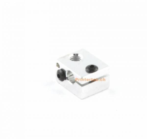 Aluminium Heat Block for V6 J-head 3D Printer,RepRap Makerbot MK7/MK8 Extruder