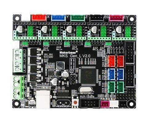 MKS Gen L V2.0 Integrierte Steuerungs PCB Board Unterstützt A4988/DRV8825/TMC2208/TMC2130 Treiber-Co