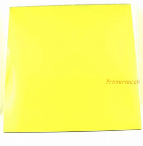 Echte PEI Dauerdruckplatte 310 x 310 dicke 5 mm für 3D Drucker