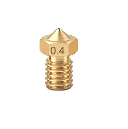 Full Metal J-Head M6 Düse 0,4 mm für 1,75 mm filamnet 3D Drucker