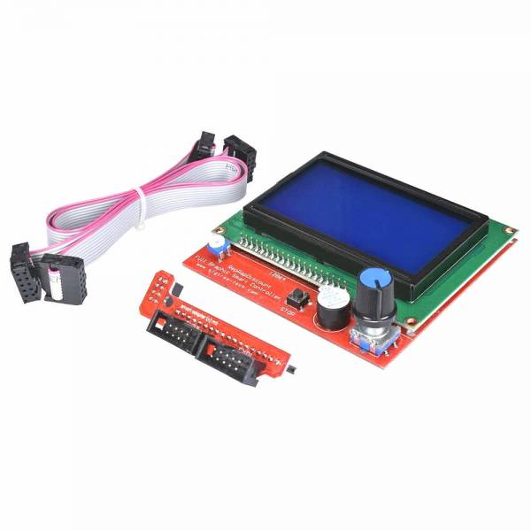 Full Graphic Smart Controller 12864 LCD Display für RAMPS 1,4
