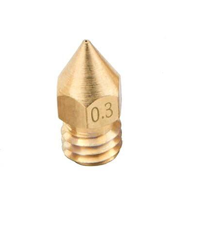 Full Metal Düse 0.3 mm 1.75mm Filament