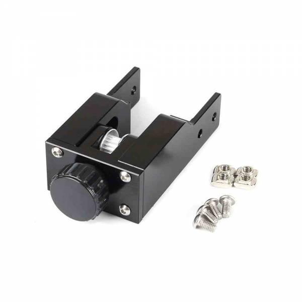 Riemen Spanner Aluminium für Creality CR 10 Drucker 2040 Profil Y-Achse