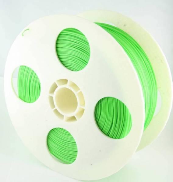 Filament Grün ABS1.75 mm 2.Kg Rolle 3D-Drucker