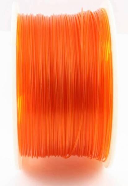 Printertec Filament Transparent Orange ABS1.75mm 1.Kg Rolle 3D-Drucker