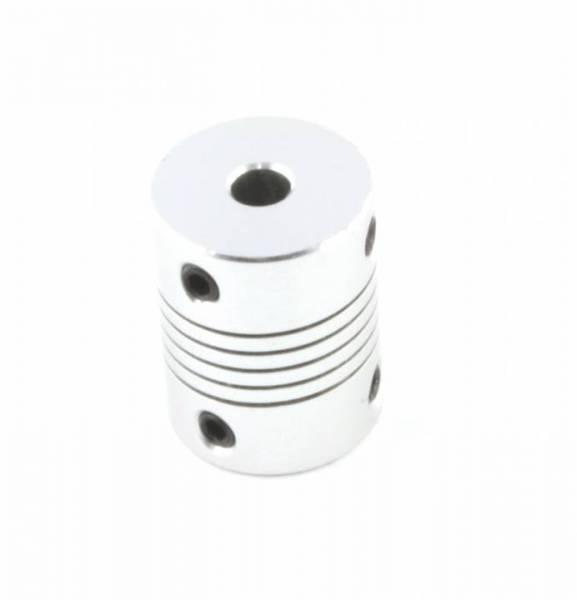 Flexible Wellenkupplung 5mm/5mm 3D-Drucker