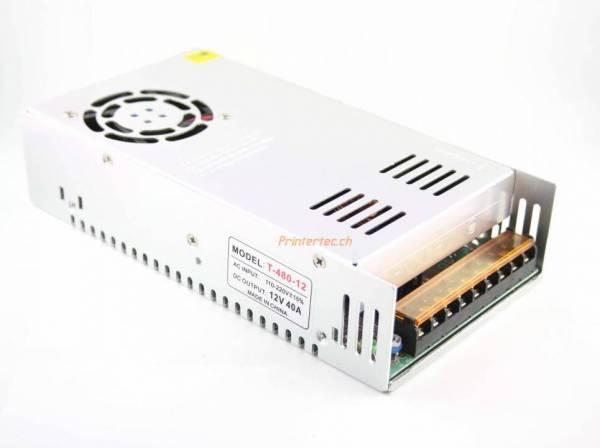 Netzteil 12V 480W 40A 3D-Drucker