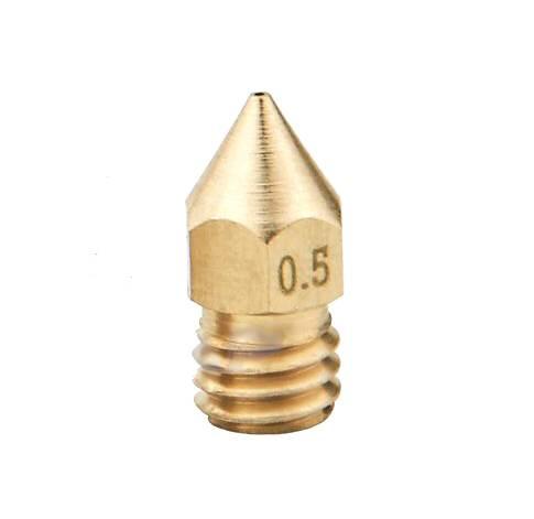 Full Metal Düse 0.5 mm 1.75mm Filament