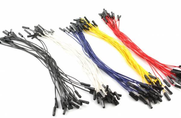 Jumper Kabel Dupont Kabel 20 CM 100 Stück