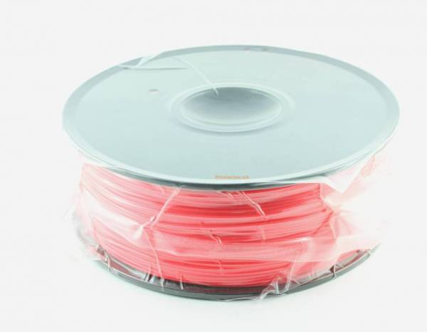 ABS Filament 1Kg 1.75 Fluo red