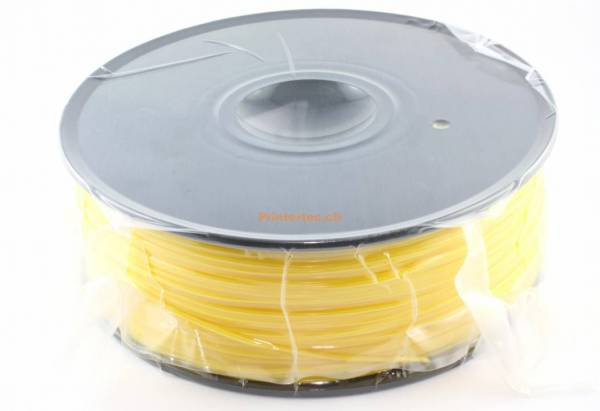 ABS Filament 1Kg 1.75 Gelb