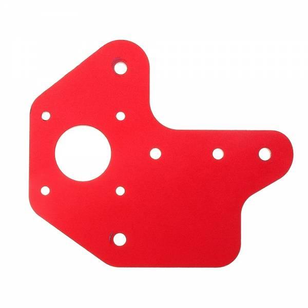 X Motor Front Platte Links 2.5mm Aluminium Platte Für CR-10S Pro 3D Drucker Tuning Teil