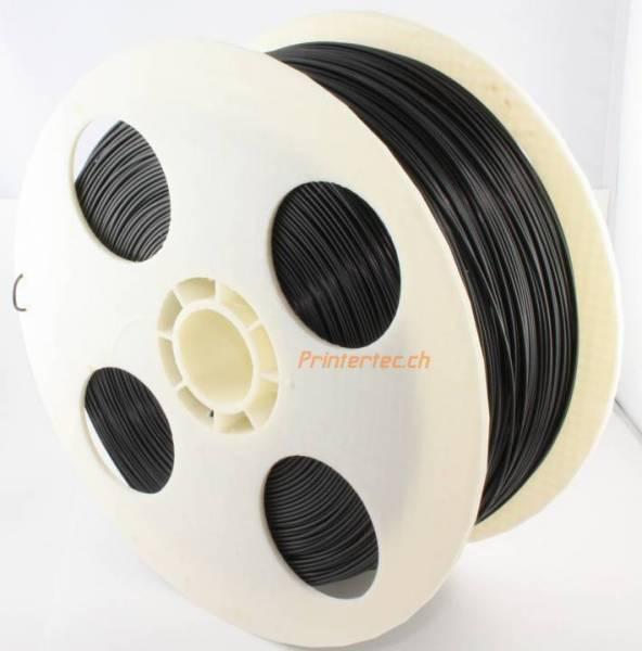 Printertec Filament Schwarz ABS1.75mm 2.Kg Rolle 3D-Drucker
