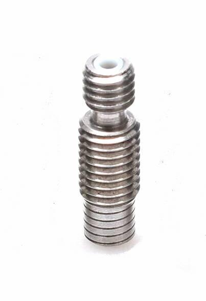 Düsenhals für V6 J-Head Hotend mit PTFE M6 / Schaft M7 Für 1,75 Filament