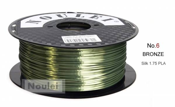 PLA Pronze Metall Effekt Seidenglanz Filament